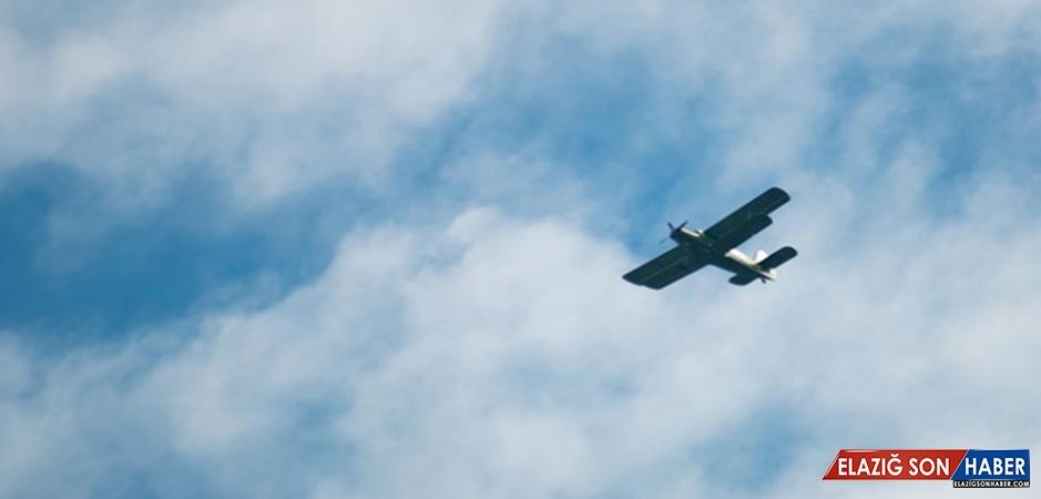 Çinde gösteri uçağı düştü: 1 ölü