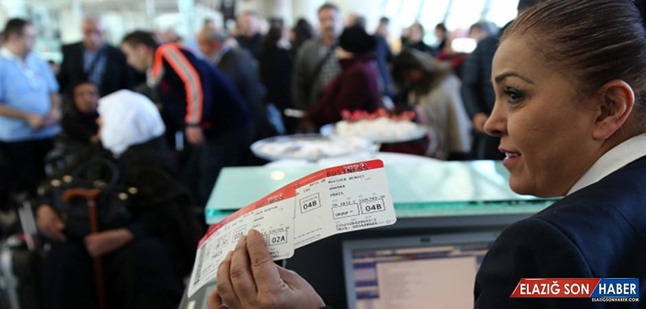 Ankara'dan Paris'e Direkt Uçuşlar Başladı