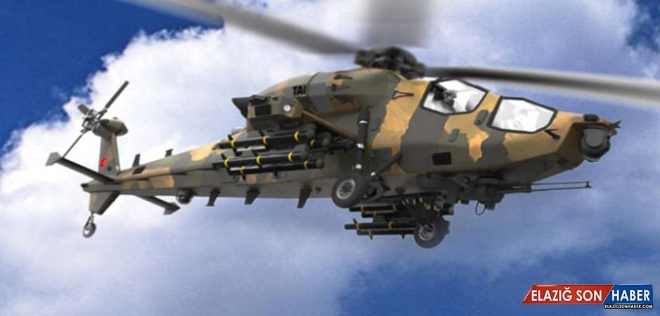 ATAK 2 Taarruz Helikopteri'nden İlk Görüntü