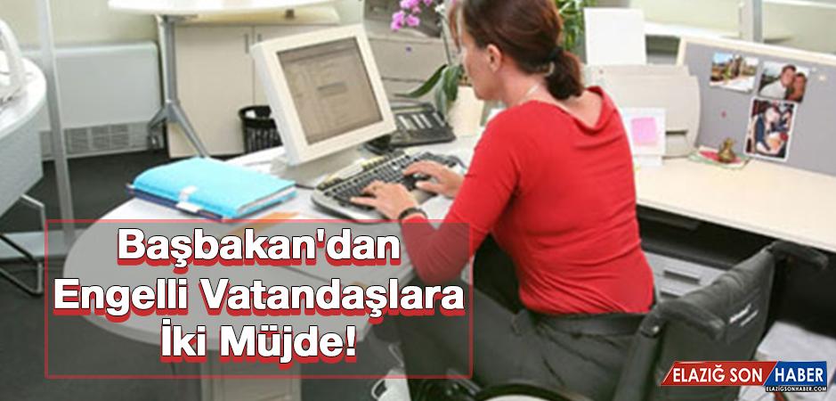 Engelli Vatandaşlara İş ve Sınav Müjdesi!
