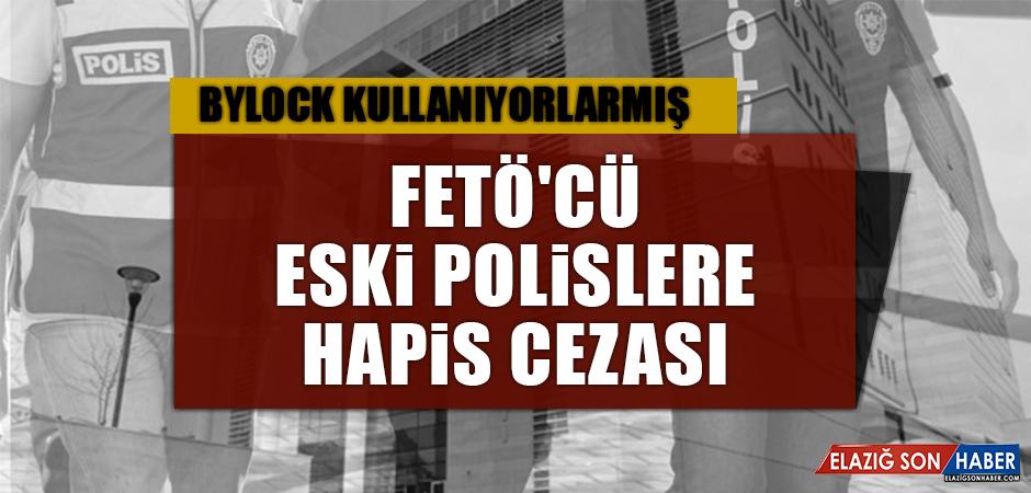 ESKİ POLİSLERE HAPİS CEZASI