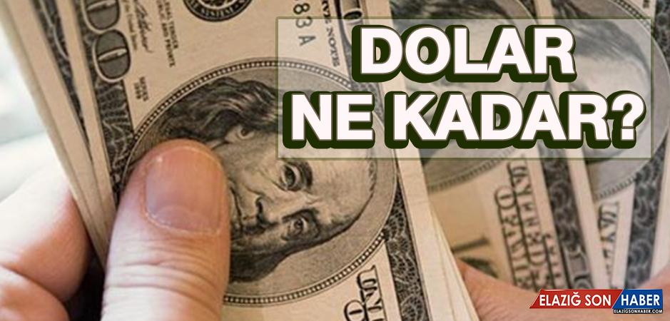 İşte Dolarda Bugün