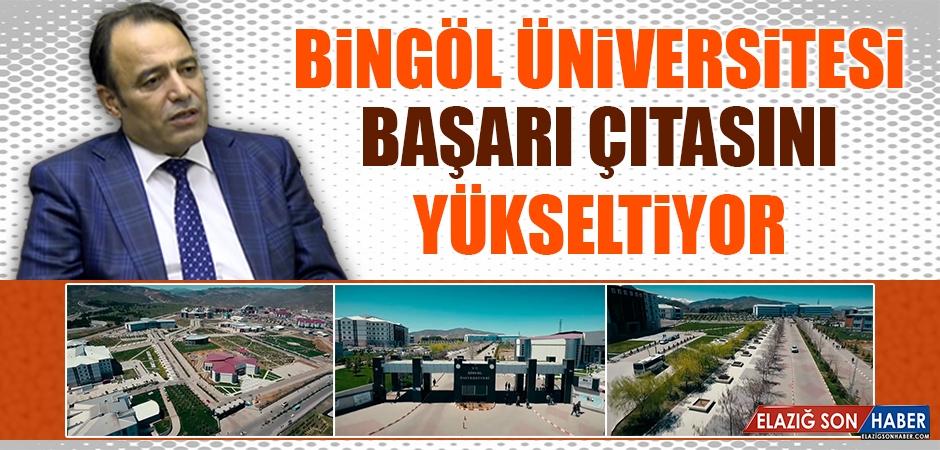 Bingöl Üniversitesi büyümeye devam ediyor