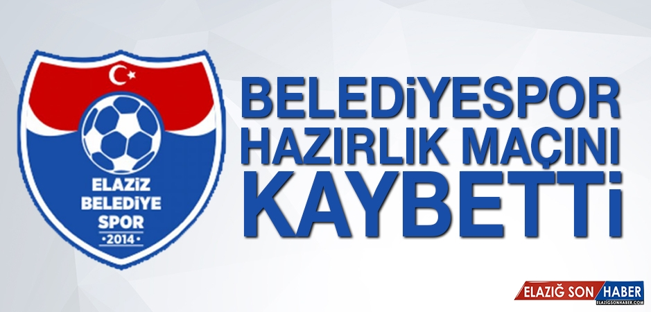 Elaziz Belediyespor 0-2 Pazarspor