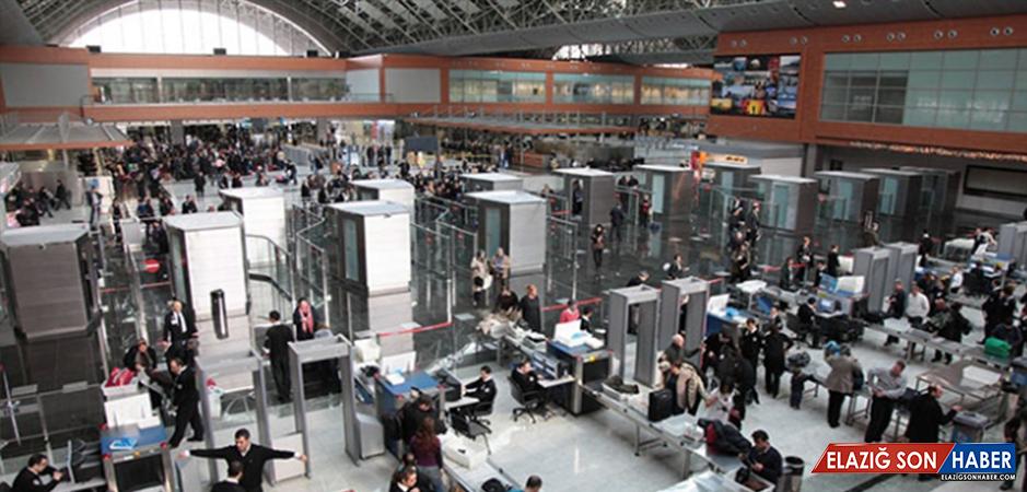 2017 Yılında 193 Milyon Kişi Havayolunu Tercih Etti