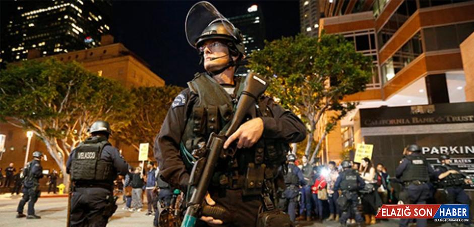 ABD polisi 2017 yılında 987 kişiyi öldürdü