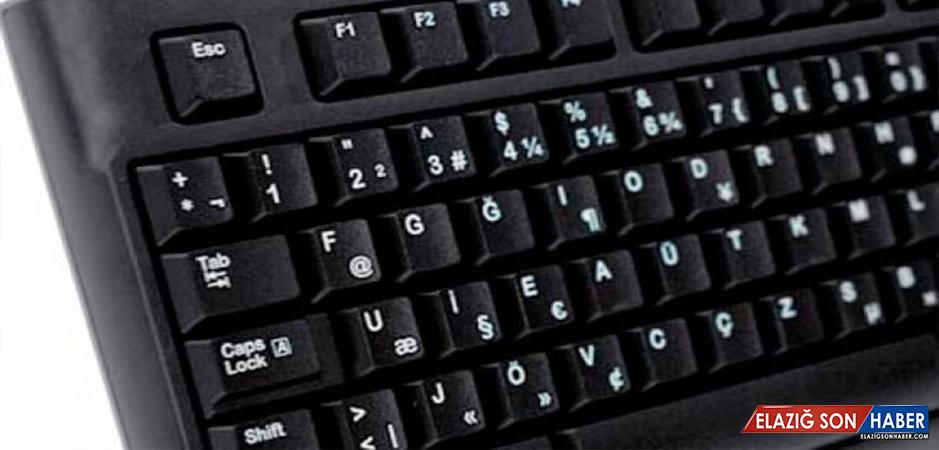 Bilgisayar Klavyesinde 13 Bin Bakteri Var