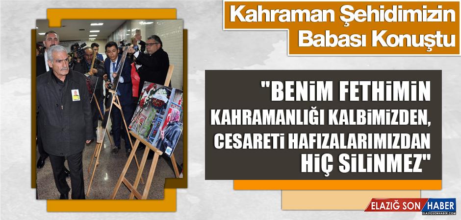 Mehmet Zeki Sekin:Güzel ülkemde Fethi Sekinler bitmez