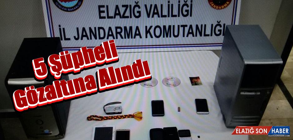 PKK/KCK Operasyonu Düzenlendi