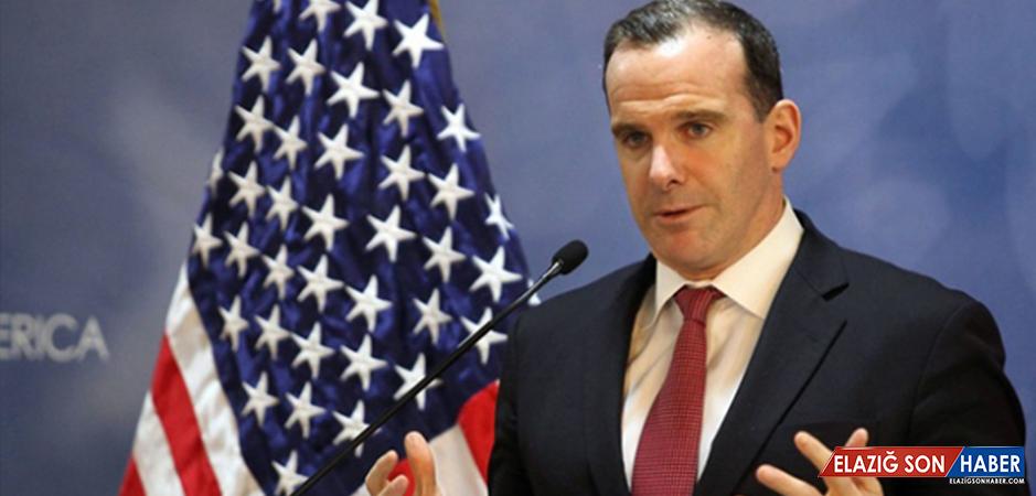 ABD: Brett McGurk Hiçbir Yere Gitmiyor