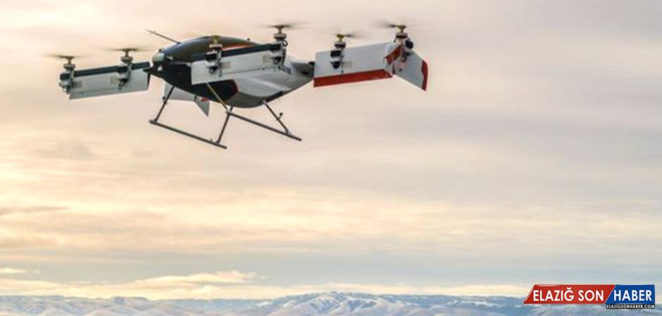 Airbus'un Uçan Taksisi Vahana İlk Test Uçuşunu Yaptı