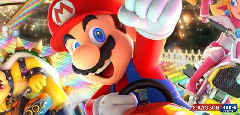 Akıllı Telefonlara Mario Kart Geliyor
