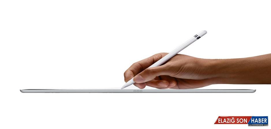Apple Pencil Gelişmeye Devam Ediyor