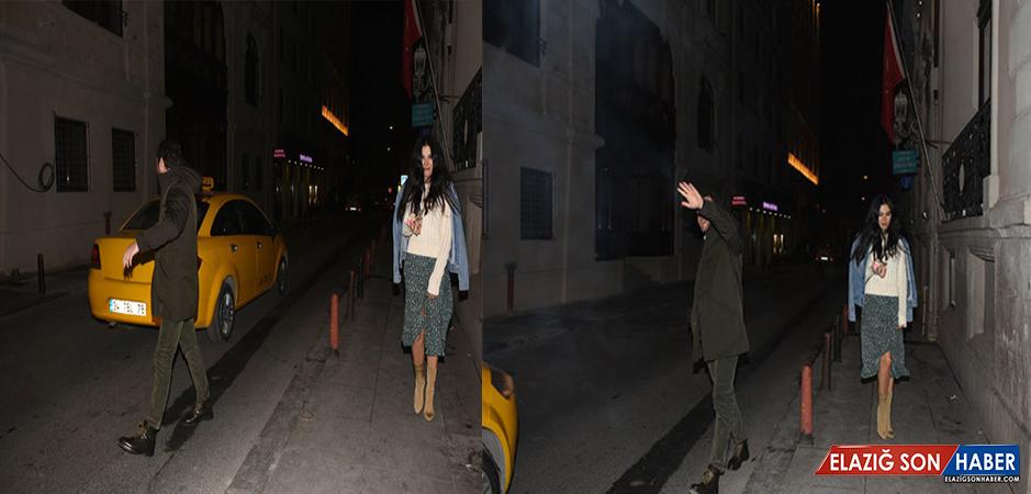 Asena Atalay, Yeni Sevgilisiyle Yakalandı