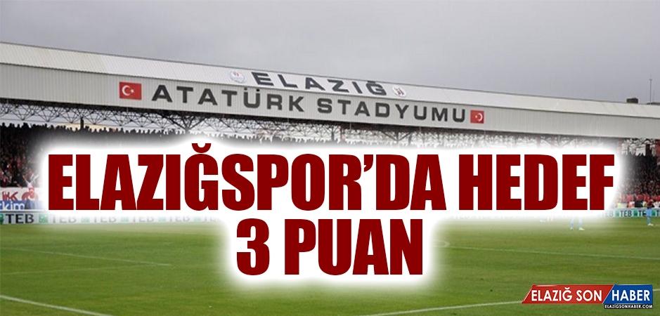 Elazığspor-Denizlispor Maçı Saat 13.00'de Başlayacak