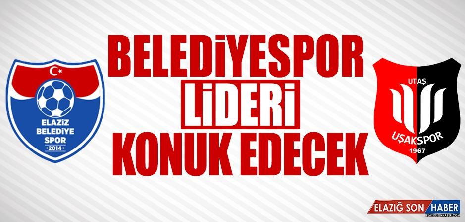 Elaziz Belediyespor, Utaş Uşakspor'u Konuk Edecek