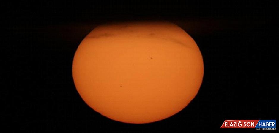 Güneş'in Yüzeyinde En Güçlü Manyetik Alan Gözlendi