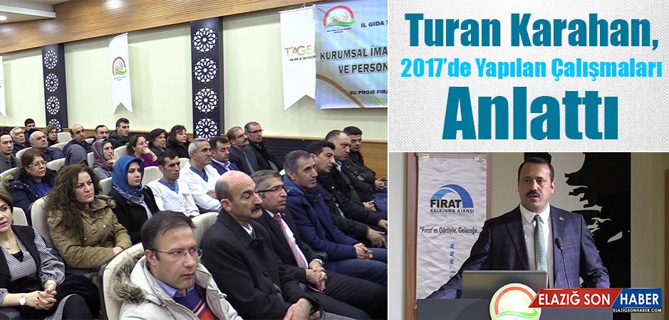 Karahan, Koordinasyon ve Değerlendirme Toplantısını Gerçekleştirdi