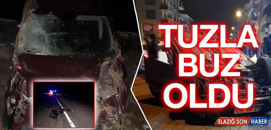 Komşu Şehirde İki Ayrı Kazada 9 Kişi Yaralandı