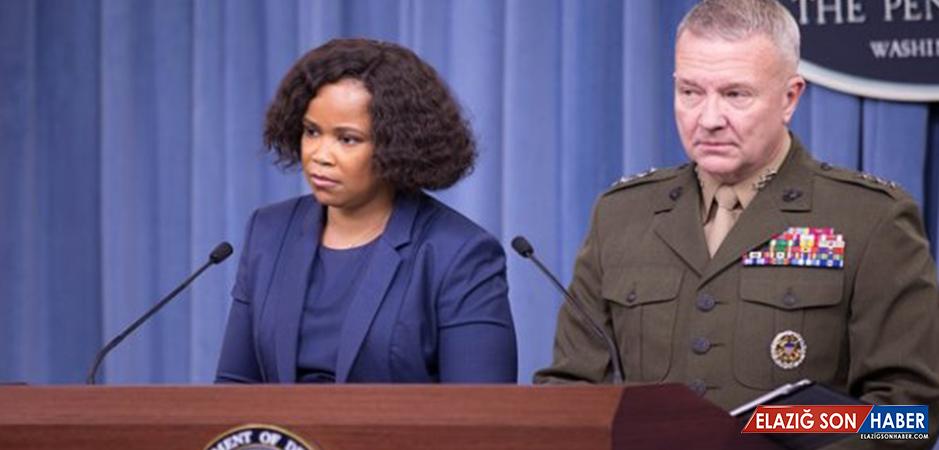 Pentagon Sözcüsü Esad Soruna Cevap Vermedi