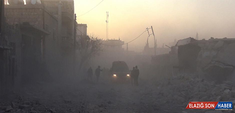 Suriyelilerden 'Guta'yı Kurtarın' Kampanyası