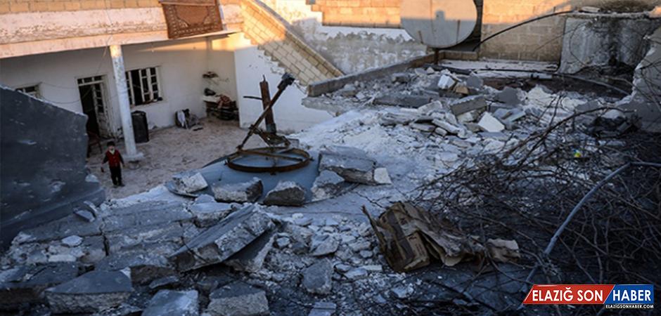 Teröristler Azez'de Pazar Yerine Saldırdı