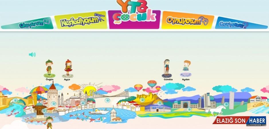 YTB'den Çocuklara Eğlenerek Öğrenme Fırsatı