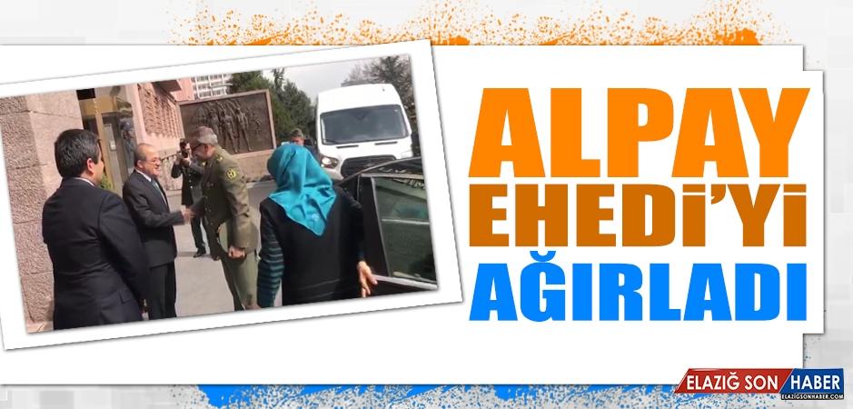 Alpay, İran Savunma Bakan Yardımcısı'nı Ağırladı