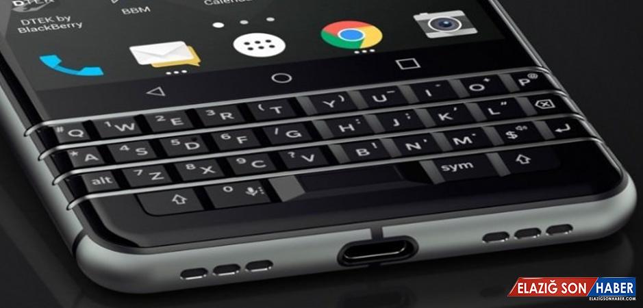 Blackberry Klavye Güncellendi!