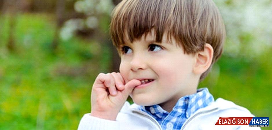 Çocuğunuz Neden Tırnağını Yiyor