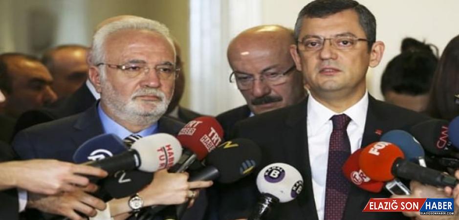 İşte CHP'nin AK Parti'ye Sunduğu Öneri Paketi