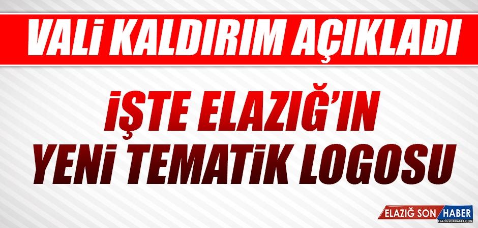 İşte Elazığ'ın Yeni Logosu