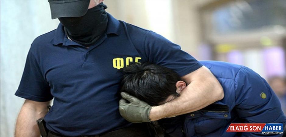 Rusya'nın Başkenti Moskova'da DEAŞ Oprasyonu
