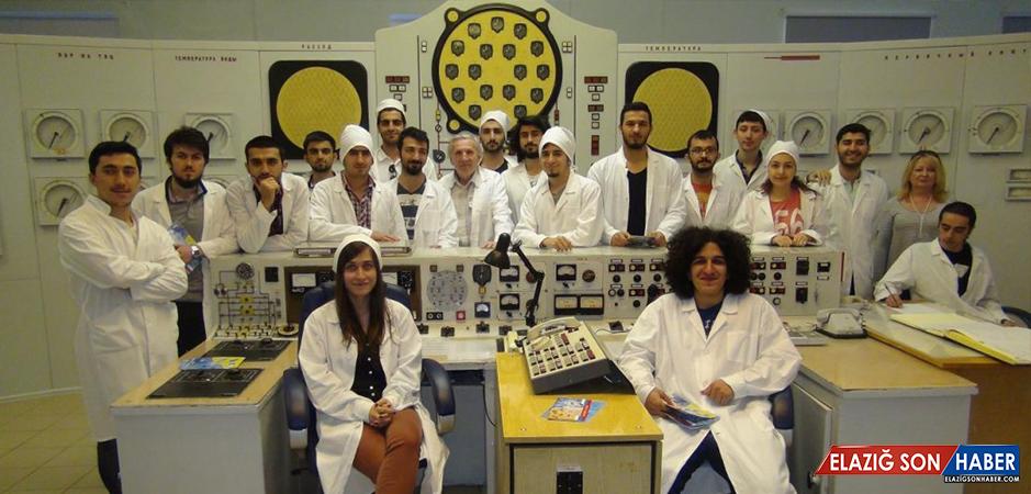 Türkiye'nin İlk Nükleer Uzmanları Mezun Oldu