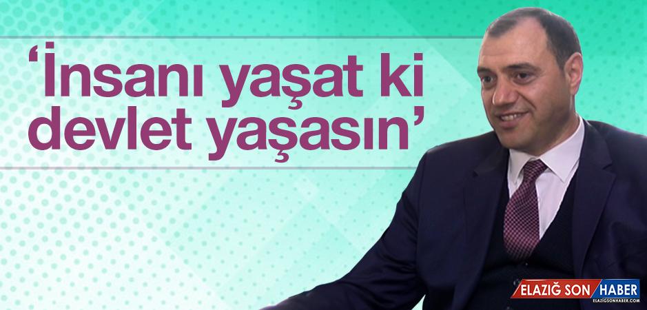 Vali Kaldırım, 14 Mart Tıp Bayramını Kutladı