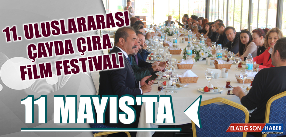 11. Uluslararası Çayda Çıra Film Festivali 11 Mayıs'ta