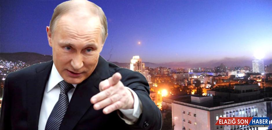 ABD'nin Suriye Operasyonu Kınayan Putin, BMGK'yı Acil Toplantıya Çağırdı