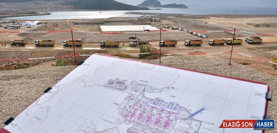 Akkuyu Nükleer Güç Santrali'ne 'İnşaat Lisansı' Verildi