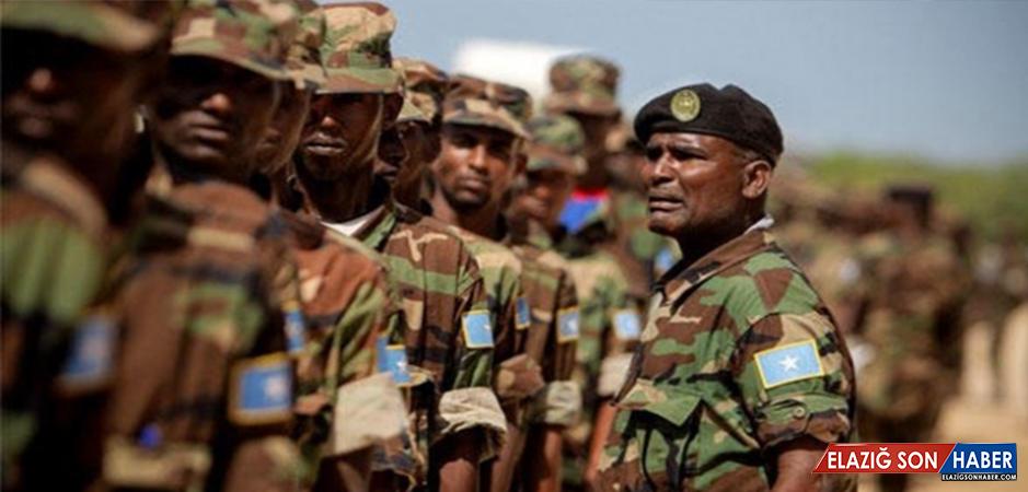 BAE Somali'deki Askeri Eğitim Programını Sonlandırdı