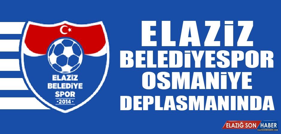 Elaziz Belediyespor, Osmaniye Deplasmanında