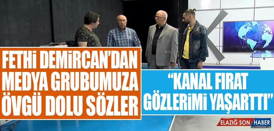 """""""Fethi Demircan Olarak Elazığspor Altyapısına Katkım Olacaksa; Hazırım"""""""