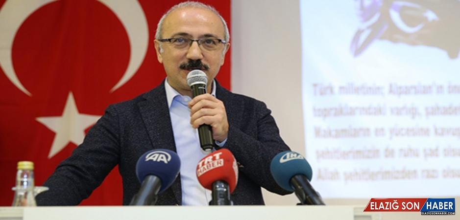 Kalkınma Bakanı Elvan: İstihdam Oluşturma Kapasitesinin 2018'de De Devam Etmesini Bekliyoruz