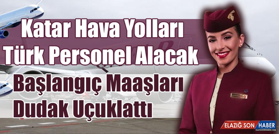 Katar Hava Yolları, Türk Personel Alacak
