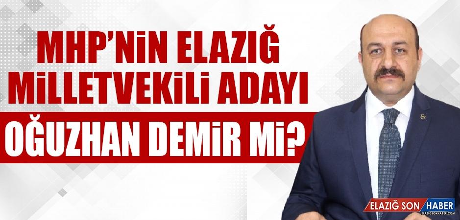 MHP'nin Adaylarından Biri Oğuzhan Demir Mi?