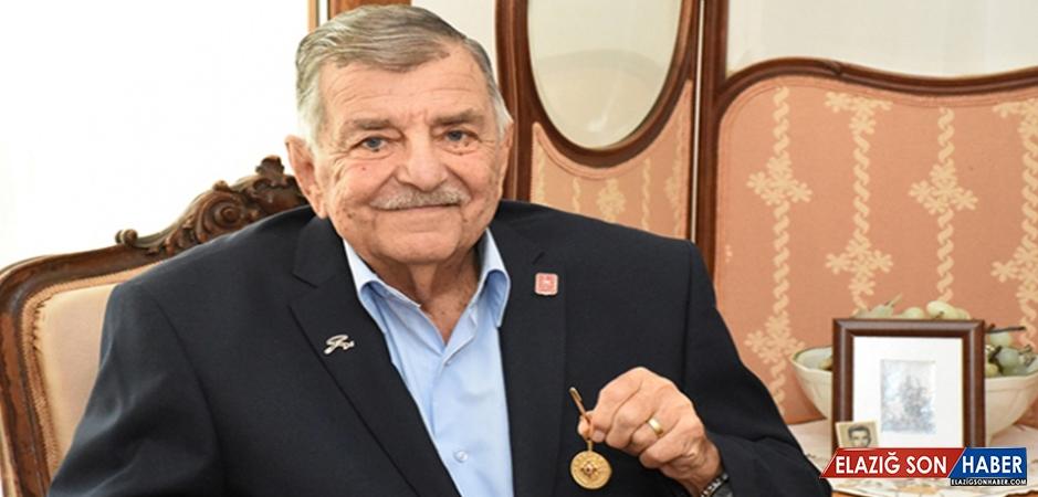Şehabettin Akkın 68 Yıl Sonra Gazi Madalyasına Kavuştu