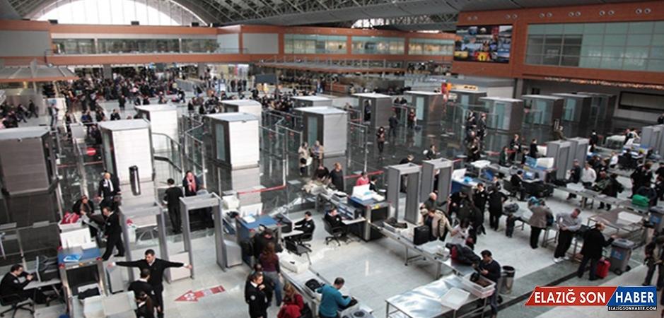 Son 11 Yılda Türkiye Havalimanlarını Kullanan Yolcu Sayısı, Çin Nüfusunu Geçti