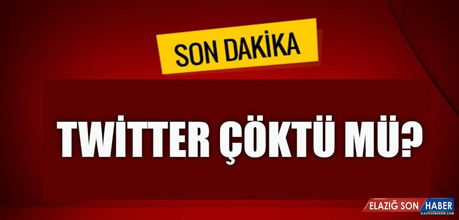 Twitter'da Erişim Sorunu Yaşanıyor
