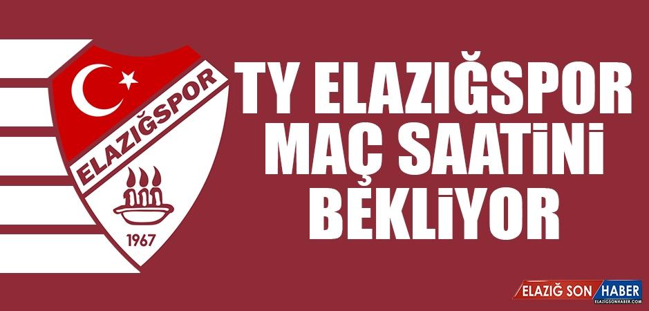 TY Elazığspor'da Adana Demirspor Maçı Hazırlıkları Tamamlandı