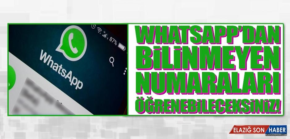 WhatsApp'a Önemli Güncelleme!