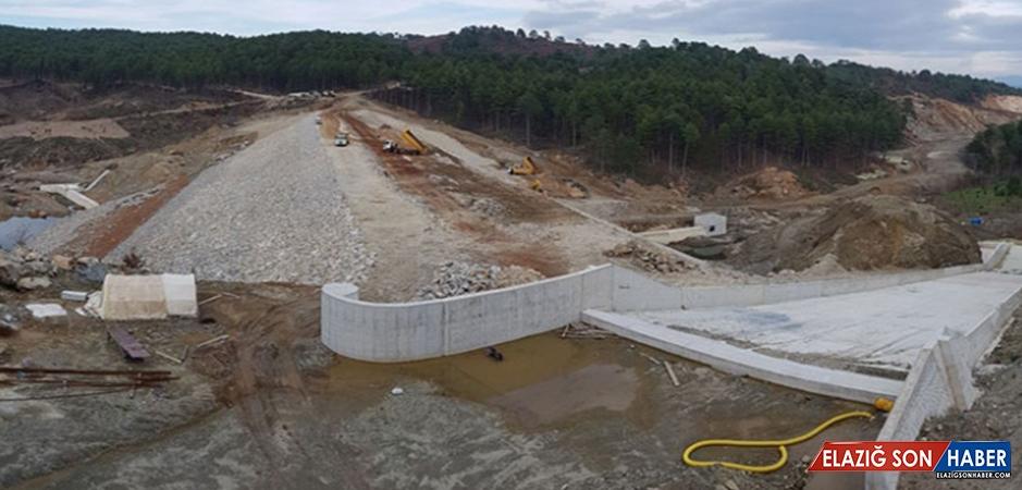 Yassıbağ Barajı İle 5 Bin Dönüm Arazi Suyla Buluşacak